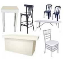 השכרת כסאות ושולחנות